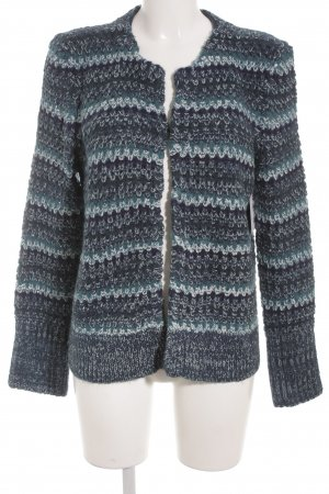 edc by Esprit Coarse Knitted Jacket multicolored fluffy