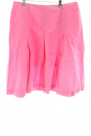 edc by Esprit Rok met hoge taille roze casual uitstraling