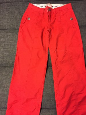EDC by Esprit Hose in Rot