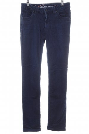 edc by Esprit Low Rise Jeans dark blue casual look