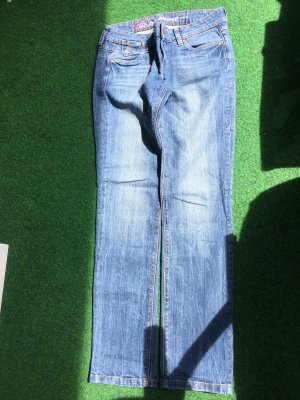 edc by Esprit Stretch Jeans blue