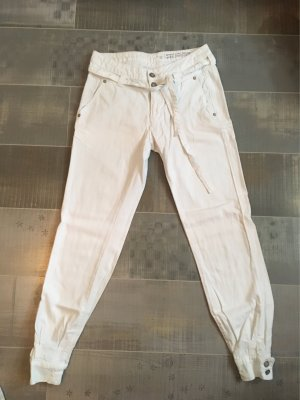 EDC by Esprit Jeans Chinohose weiß Gr. 34