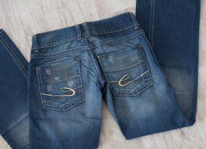 EDC BY ESPRIT ~ JEANS CRAFT ~ SIZE 32 Short (XS)