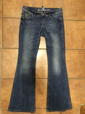 Edc by Esprit Jeans- Denim Flare - Neu