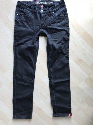 edc by Esprit Jeans taille basse noir