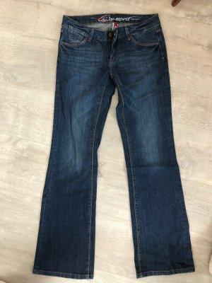 edc by Esprit Tube Jeans blue-dark blue