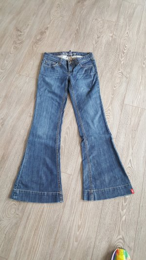 edc by Esprit Jeans mit Schlag W27/ L32