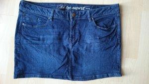Edc by Esprit Jeans Rock Gr 44 Blau