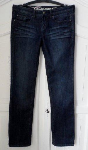 EDC by Esprit Jeans TWO straight W 29 L 32 mit Glitzer wenig getragen