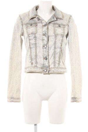 edc by Esprit Veste en jean motif batik style décontracté