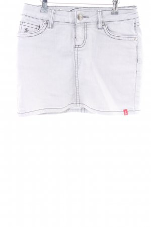 edc by Esprit Falda vaqueras blanco look casual