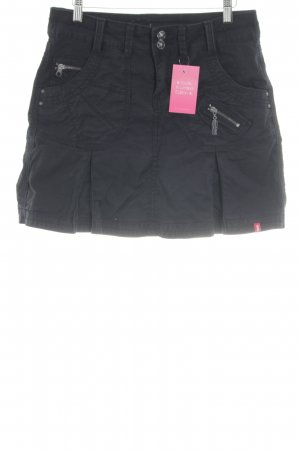 edc by Esprit Spijkerrok zwart casual uitstraling