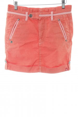edc by Esprit Jeansrock lachs Casual-Look