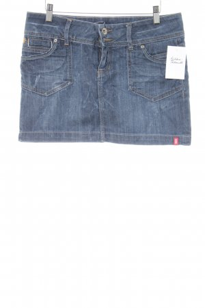 edc by Esprit Jeansrock stahlblau Casual-Look