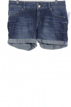 edc by Esprit Jeansshorts dunkelblau Casual-Look