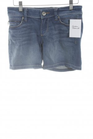 edc by Esprit Denim Shorts steel blue jeans look