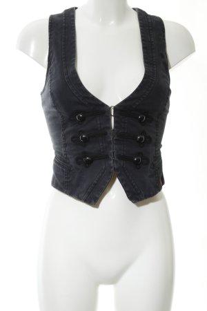edc by Esprit Denim Vest black casual look