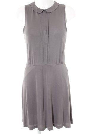 edc by Esprit Vestido de tela de jersey gris oscuro estilo romántico