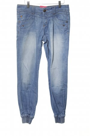 edc by Esprit Carrot Jeans azure casual look