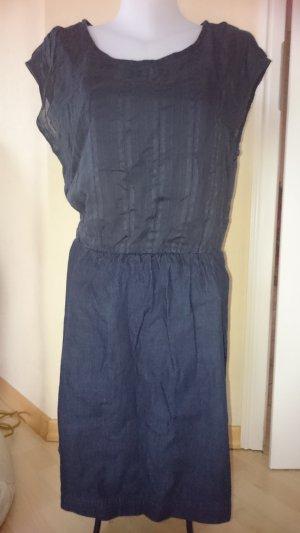 Blaues kleid gr 42