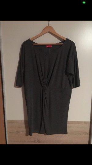 Edc by Esprit Kleid mit Knoten, Casual-Look