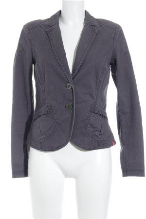 edc by Esprit Blazer corto grigio stile casual