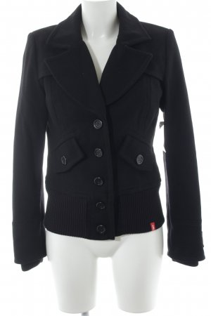 edc by Esprit Manteau court noir style simple
