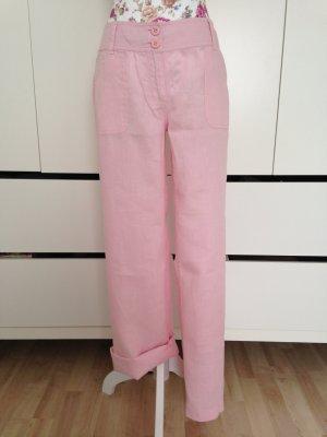EDC by Esprit Leinenhose, rosa, Gr. S