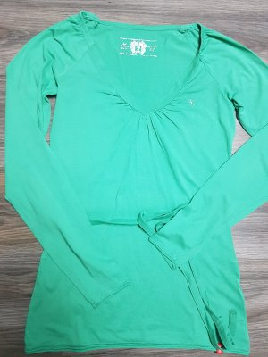 edc by Esprit Lang shirt groen
