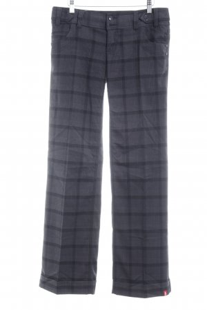 edc by Esprit Marlene Trousers glen check pattern business style