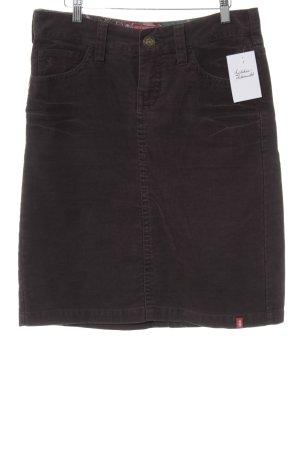 edc by Esprit Minigonna marrone-grigio stile semplice