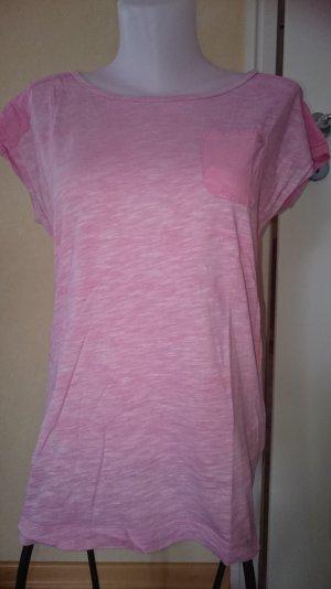 Edc by Esprit Oversize Shirt Gr M Rosa T-Shirt
