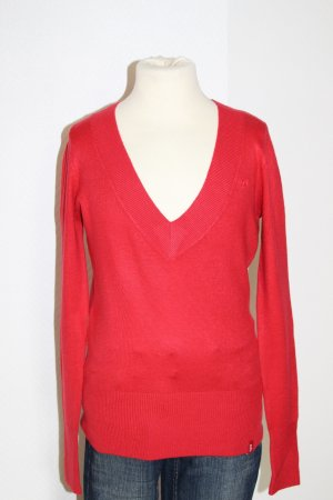 EDC by Esprit Pullover Gr S rot