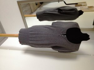 Esprit Long Cardigan grey cotton