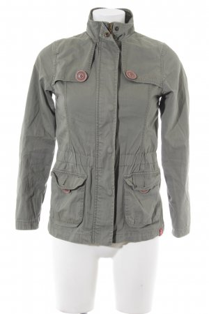 edc by Esprit Ripstop Jacket khaki-rose-gold-coloured casual look