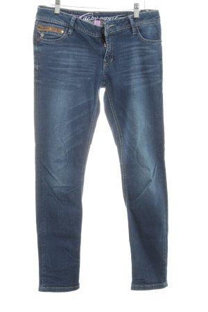 edc by Esprit Röhrenjeans blau Jeans-Optik