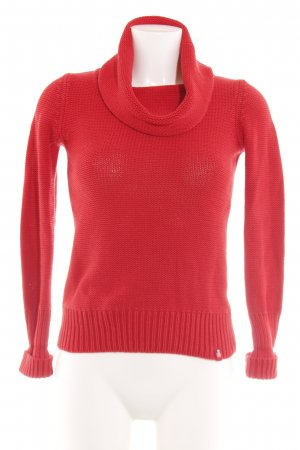 edc by Esprit Coltrui rood casual uitstraling
