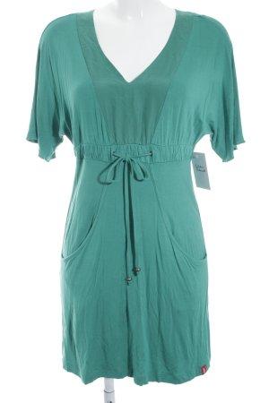 edc by Esprit Shirtkleid grün Casual-Look