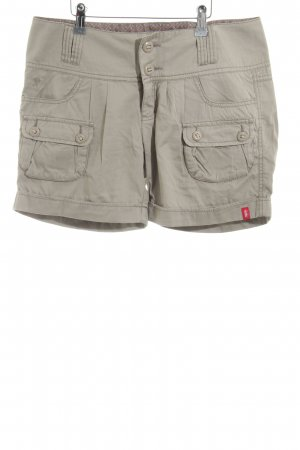 edc by Esprit Shorts hellgrau Casual-Look