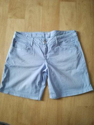 Edc by Esprit Shorts Gr.29 hellblau stretch Boyfriend Bermuda