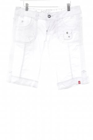 edc by Esprit Shorts weiß Safari-Look