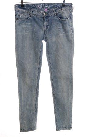 edc by Esprit Skinny Jeans hellgrau Casual-Look