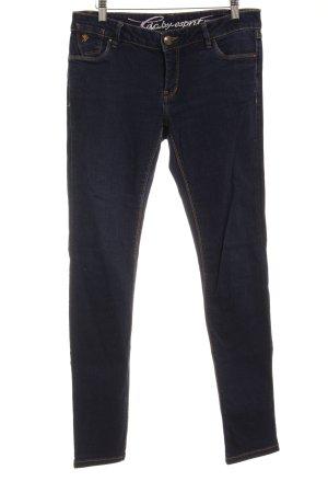 edc by Esprit Skinny Jeans dunkelblau Jeans-Optik