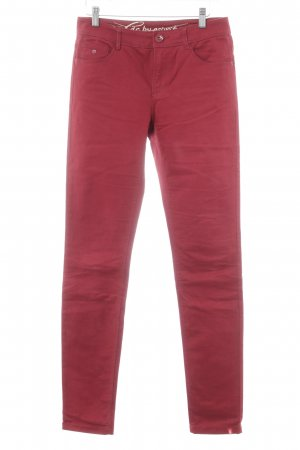 edc by Esprit Skinny Jeans dunkelrot Casual-Look