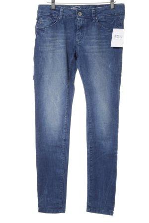 edc by Esprit Skinny Jeans stahlblau Casual-Look