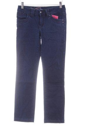 edc by Esprit Slim Jeans dunkelblau Casual-Look