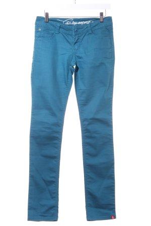 edc by Esprit Slim Jeans petrol Casual-Look