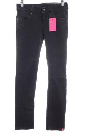 edc by Esprit Slim Jeans schwarz schlichter Stil