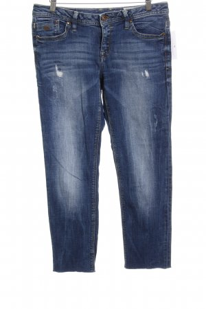 edc by Esprit Slim Jeans stahlblau Casual-Look