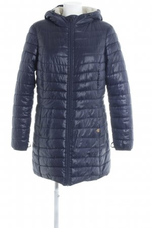 edc by Esprit Quilted Coat dark blue casual look